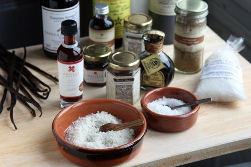 Baking Ingredients and Substitutions