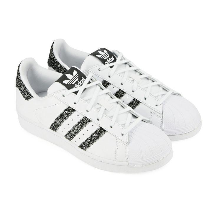 adidas femme chaussures superstar