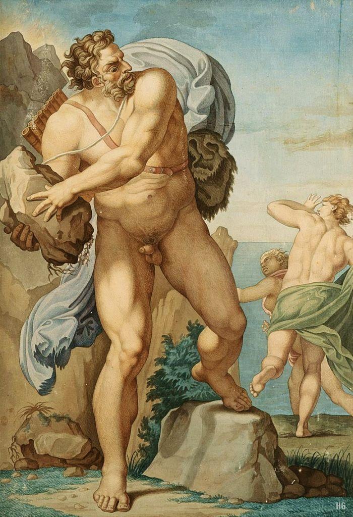 Greek titans gay