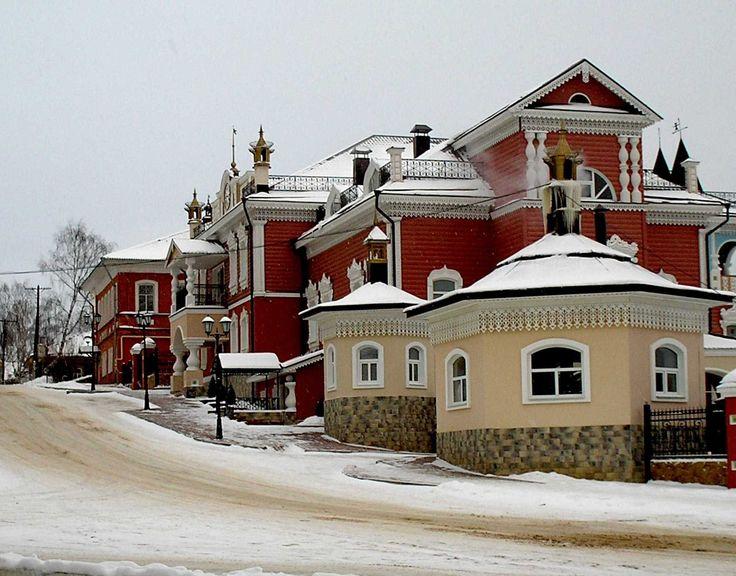 Winter in Myshkin
