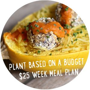 Following along with Plant Based On A Budget's $25 Challenge, I decided to create my own. Using all my own recipes found here. Super simple, cheap and easy! Hope you enjoy this plan and if yo…