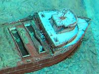 (the wreck of the) edmund fitzgerald resting place...
