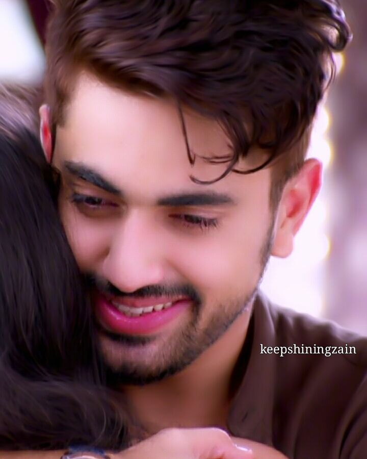 """Teri ek hansi.. Jannatein meri.. ❤❤ Finally wo priceless smile.. @zainimam_official…"""