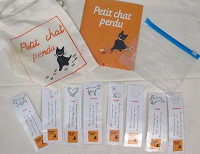 Des sacs à album pour des TPS-PS |