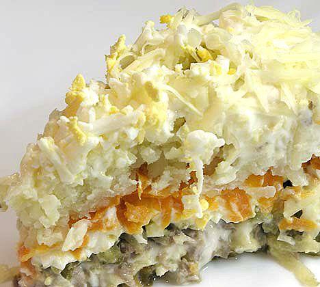 Кулинария салаты рецепты зеленая редька