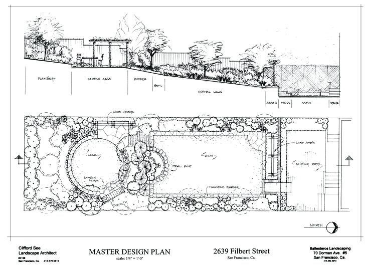 Landscape Architecture Plan Drawings Best Landscape Plan Drawing Pencil Photo Im Landscape Architecture Portfolio Landscape Design Drawings Elevation Drawing
