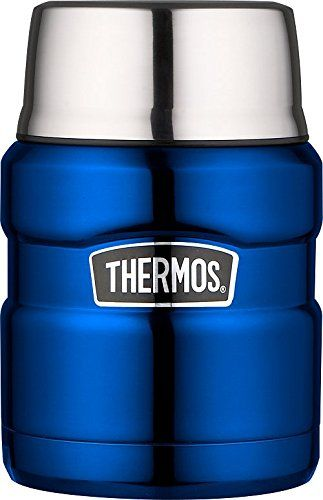 From 24.95 Thermos Stainless King Food Flask - 710 Ml Metallic Blue