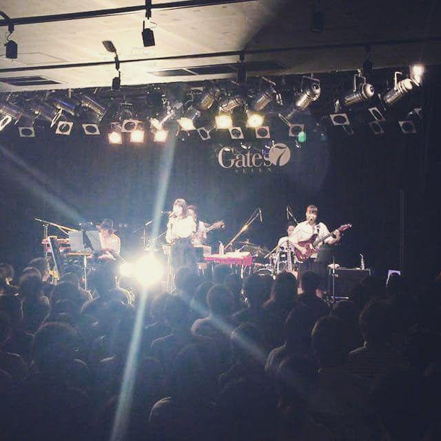 昨日は、土岐麻子BitterSweet tour@福岡Gates'7でしたー!! 大盛り上がり!!素敵な空間でしたー!安定感あるいいステージでした!! ご来場の皆様ありがとうございました!  今日は広島!