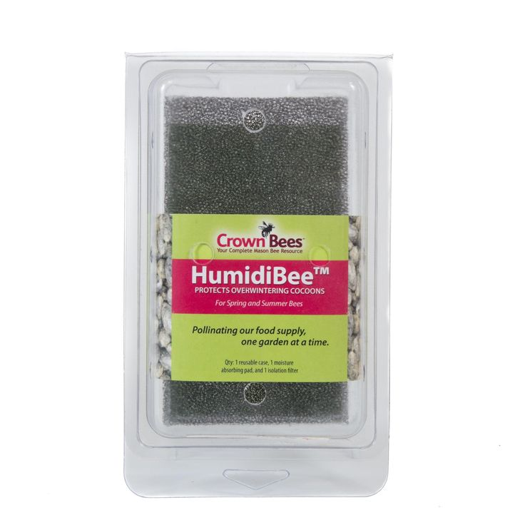 Humidibee Overwintering Cocoon Protectant