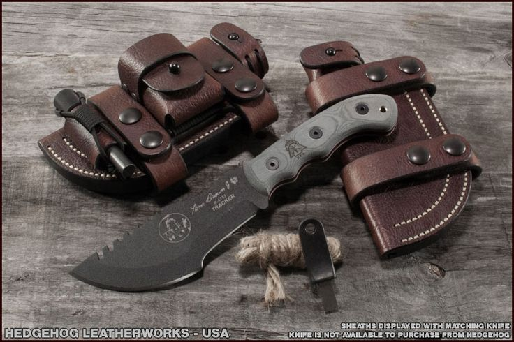 Sheath For The T2 Tom Brown Tracker Knife Outdoor