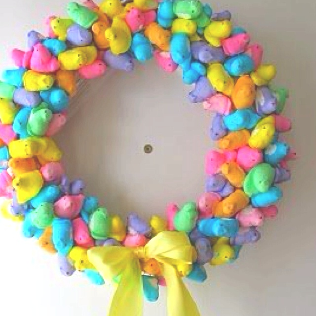 30 Superb Last Minute Easy Easter Crafts For Your Decor: 17 Best Images About Where My Peeps At? On Pinterest
