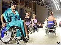 Pin by Cur8able on Editorial Styling: People with disabilities | Pinterest | People, Respect and Pretty people