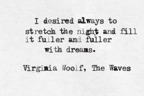 Virginia Woolf ❥