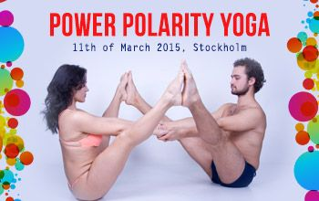 Power Polarity Yoga is the performance of yoga postures in couples. In this workshop you have the chance to get a taste of this unique and secret branch of our tantric yoga system.