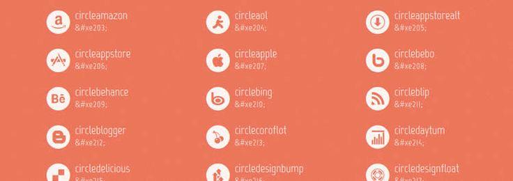 35 Free Social Icon Sets