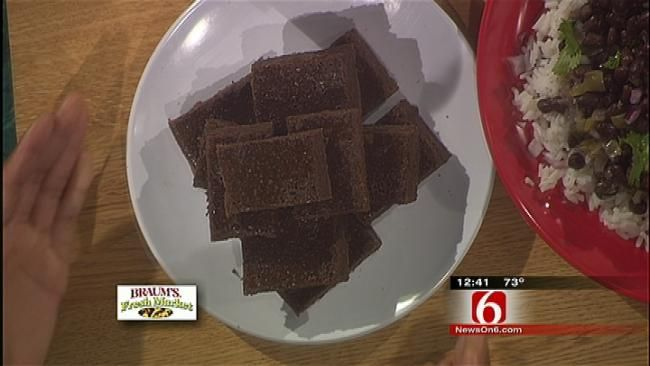 Black Bean Brownies - NewsOn6.com - Tulsa, OK
