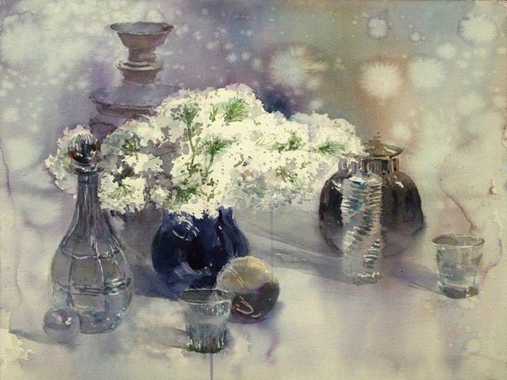 les 1602 meilleures images du tableau still life wc sur pinterest aquarelles aquarelle et. Black Bedroom Furniture Sets. Home Design Ideas