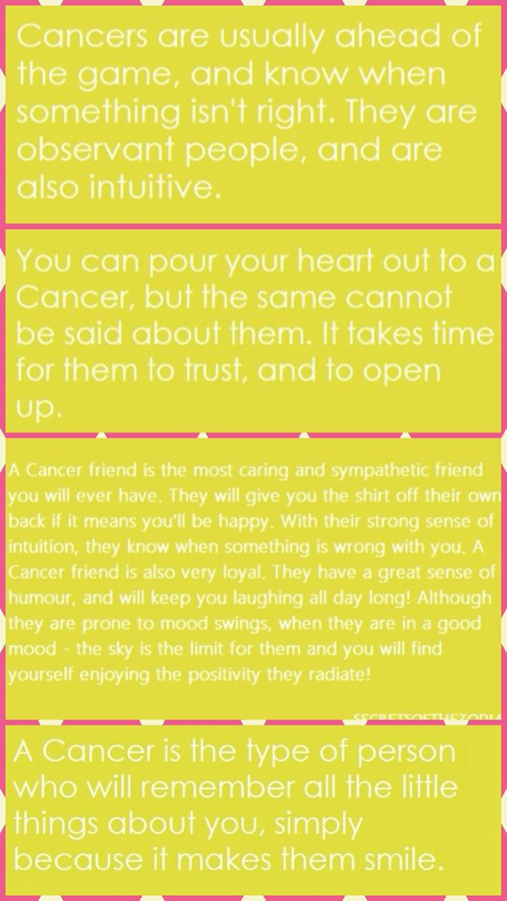 Cancer Sign Quotes 22 Best Cancer Zodiac Images On Pinterest  Cancer Zodiac Signs