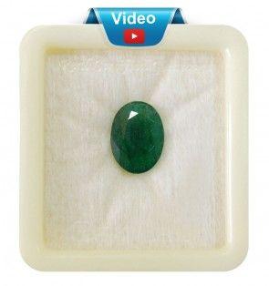 Brazilian Astrological Emerald Gemstone 2.8CT - 9Gem