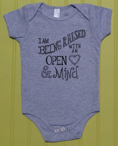 15 Awesome Baby Onesies for Kids of LGBT Parents - QParent