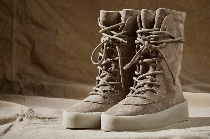 Yeezy Season 2 Crepe Boot (Release Date & Detailed Pics) - EU Kicks: Sneaker Magazine