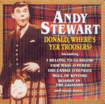 Hogmanay wis never the same withoot a wee dose o' Andy Stewart.