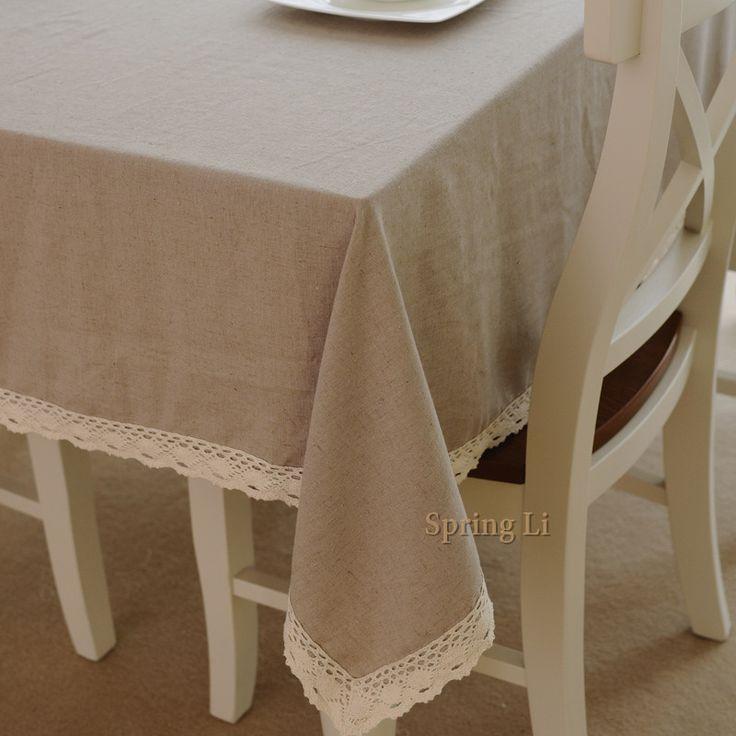 25 beste idee n over jute tafelkleed op pinterest rustieke pronkstukken jute decoraties en - Eigentijds rechthoek huis ...