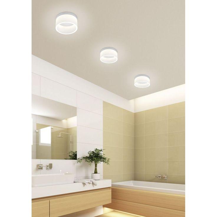 helestra Liv LED Deckenleuchte - Produktfoto