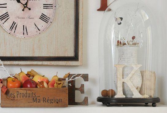 Oggettistica originale per arredamento - Campane di vetro