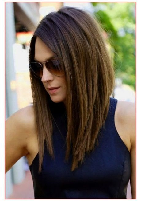 2018 shoulder-length hairstyles #frisuren #schulterlange #haaretipps