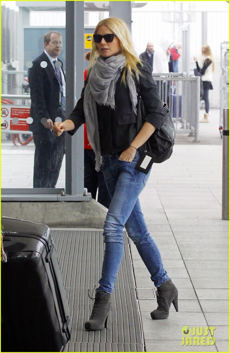 casual chic gwyneth paltrow