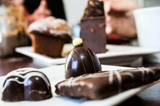 SOUTHLAND, NZ: The Seriously Good Chocolate Conpany, Invercargill