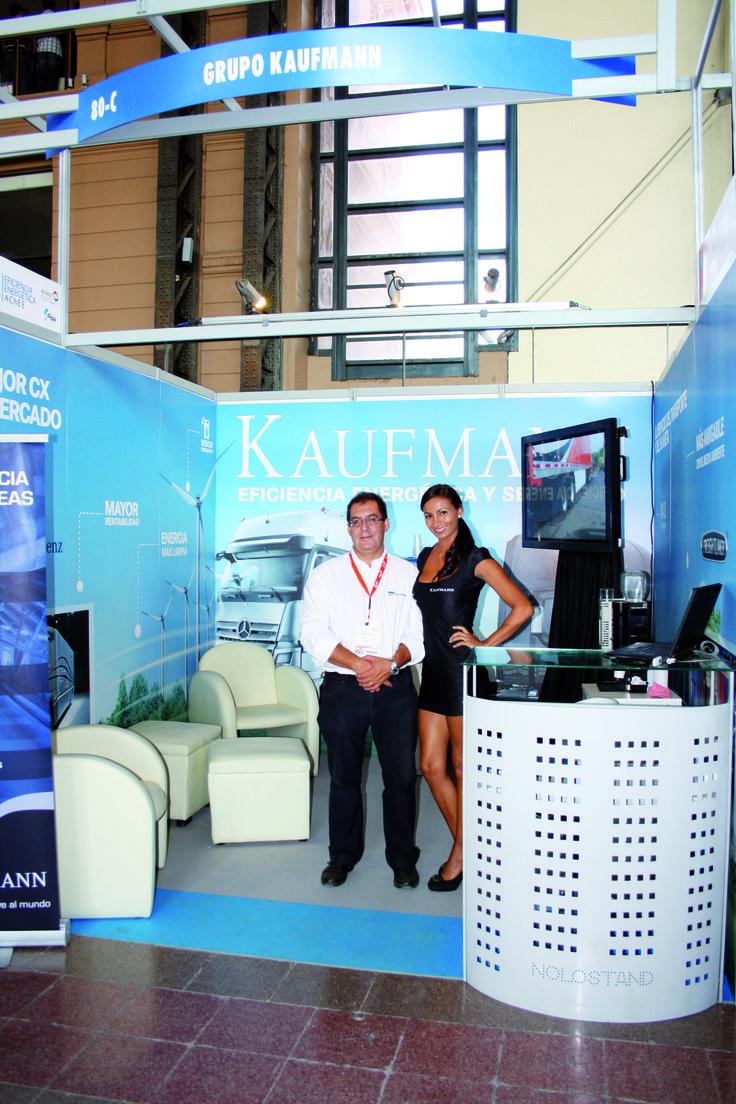 Kaufmann en Expo Eficiencia Energética 2013