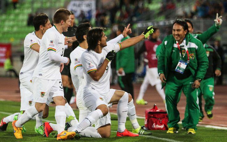Hinchas bolivianos apoyan a su Selección con este emotivo video (Copa América 2015) - Oye Juanjo!