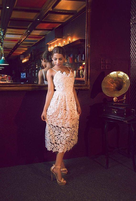 NuKi Lady Lace Dress by ShopNuKi on Etsy