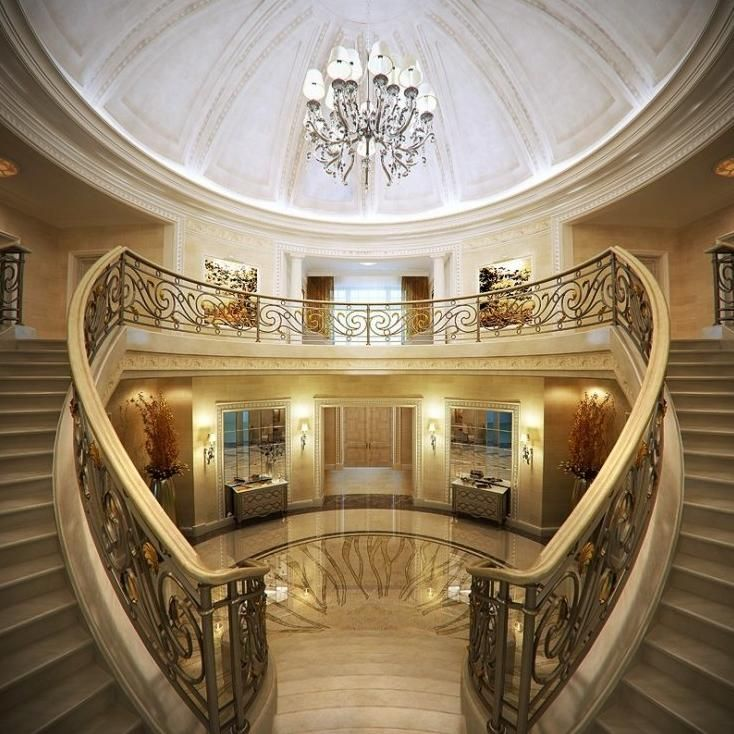 Interior Designs Stairs Location: 22 Best Grand Staircase Images On Pinterest