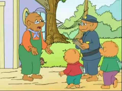 ▶ The Berenstain Bears - On The Job (1-2) - YouTube Total of both parts 10 min.