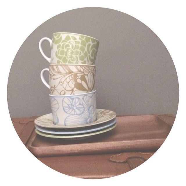 @Bubumaika's Tulisan Tea Cups!