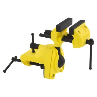 Stanley Tools Swivel Base Vise....Not sure how useful this would be. But it could be great?