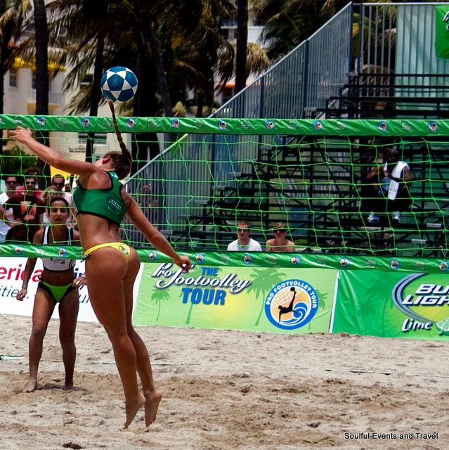 American Beach Tour Volleyball