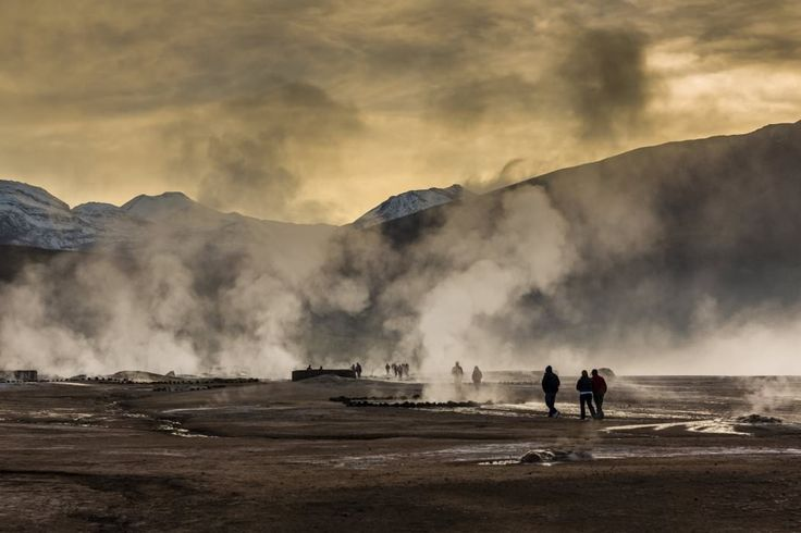 Chile - El Tatio Geysers - image gallery - Lonely Planet