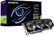Gigabyte GV-N760OC-2GD REV2.0 GeForce GTX 760 2GB 256-Bit GDDR5 PCI Express 3.0 HDCP Ready WindForce 3X 450W Graphics Card, Retail Box , 2 year Limit warranty Price: R 4 107.35