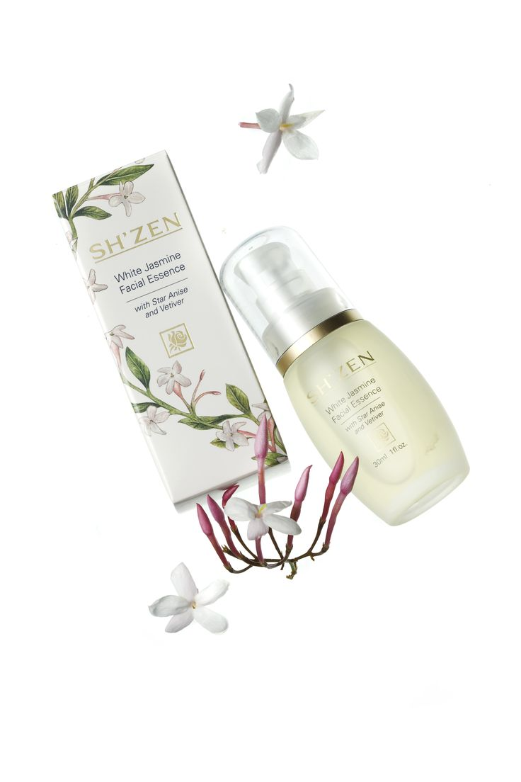 The White Jasmine Facial Essence (30ml) bursts with the heady scent of Jasmine, which restores moisture and elasticity to skin.  http://bit.ly/291jqA2