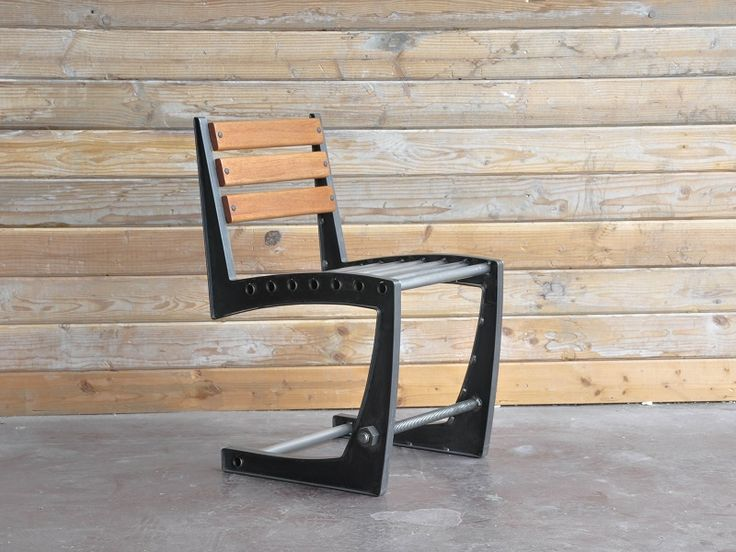 Zen Chair | Vintage Industrial Furniture