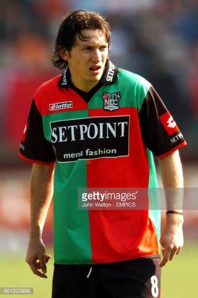 Edgar Barreto NEC Nijmegen