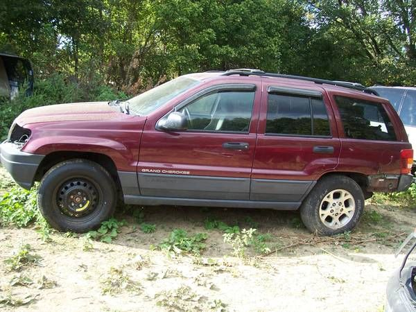1999 JEEP GRAND CHEROKEE LAREDO Parting Out (Tipton County) $1