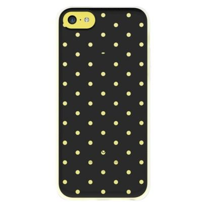 Agent 18 Shockslim-Dots Cell Phone Case for iPhone 5C - Multicolored (P5CSKS/137)