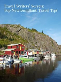 Travel Writers' Secrets: Top Newfoundland Travel Tips (scheduled via http://www.tailwindapp.com?utm_source=pinterest&utm_medium=twpin&utm_content=post27653202&utm_campaign=scheduler_attribution)