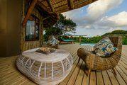 Deluxe Ocean View Rooms by Thonga Strand Lodge http://www.lekkeslaap.co.za/akkommodasie/thonga-strand-lodge