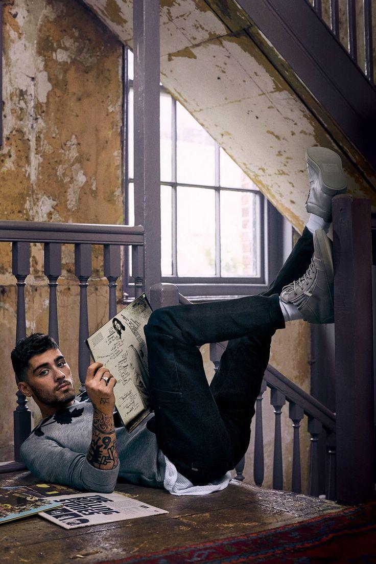 Zayn Malik for American GQ #menswear #fashion #mensfashion #mensstyle